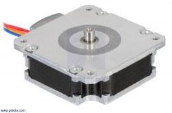 Sanyo Pancake Step Motor: Bipolar, 200 Adım, 50×16 mm, 5.9 V - PL-2299 - Thumbnail
