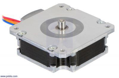 Sanyo Pancake Step Motor: Bipolar, 200 Adım, 50×16 mm, 5.9 V - PL-2299