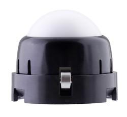 Sarhoş Teker Plastik 25.4 mm - 1 Inch (Metal Rulman Yataklı) - Thumbnail