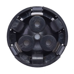 Sarhoş Teker Plastik 25.4 mm - 1 Inch (Plastik Rulman Yataklı) - Thumbnail