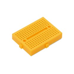 Sarı Mini Breadboard - Thumbnail