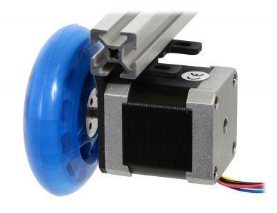 Scooter/Kaykay Tekerlekler için 4 mm Şaft Adaptörü - PL2672