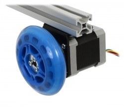Scooter/Kaykay Tekerlekler için 4 mm Şaft Adaptörü - PL2672 - Thumbnail