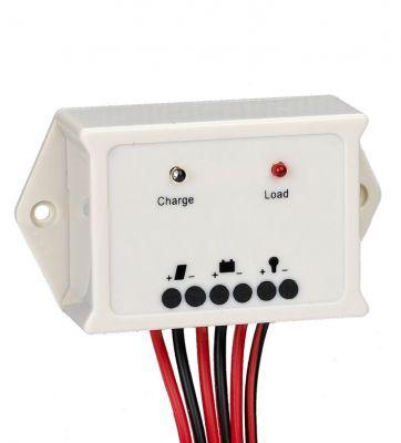 SCP Solar Charge Controller - Solar Regülatör 3 A