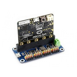 Servo Driver for micro:bit, 16-Channel, 12-bit, I2C - Thumbnail