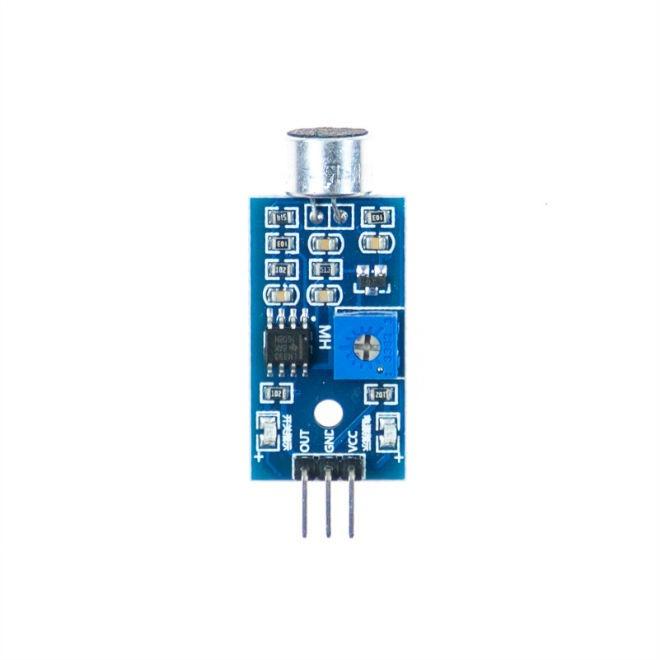 Ses Sensör Kartı - Mikrofon Sensörü