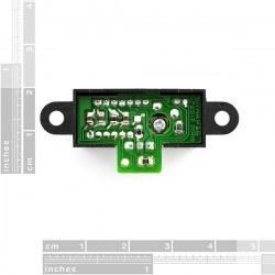Sharp GP2Y0A02YK0F Kızılötesi Uzaklık Sensörü 20-150 cm - Thumbnail