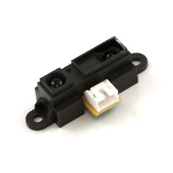 Sharp - Sharp GP2Y0A21YK Infrared Sensor 10 - 80 cm