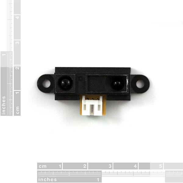 Sharp GP2Y0A21YK Kızılötesi Sensör 10-80 cm