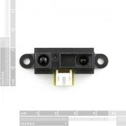Sharp GP2Y0A41SK 4-30cm Infrared Proximity Sensor Short Range - Thumbnail