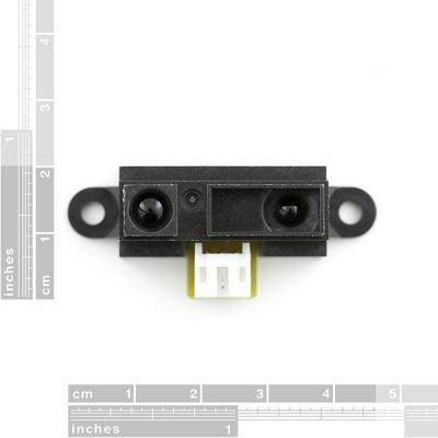 Sharp GP2Y0A41SK 4-30 cm Sensör - Infrared Proximity Sensor Short Range