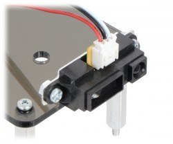 Sharp Infrared Sensor Holder (Parallel) - PL-2678 - Thumbnail