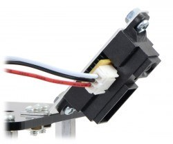 Sharp Infrared Sensor Holder (Upright) - PL-2677 - Thumbnail