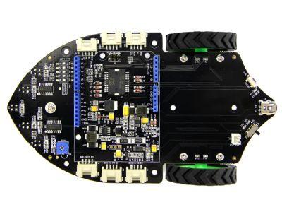 Shield Bot - Arduino Based Robot Platform