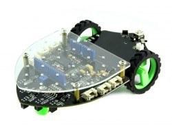 SeeedStudio - Shield Bot - Arduino Temelli Robot Platformu