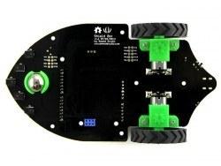 Shield Bot - Arduino Temelli Robot Platformu - Thumbnail