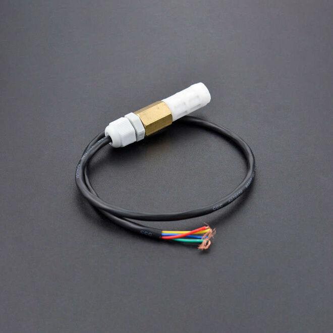 SHT20 I2C Sıcaklık ve Nem Sensörü (Su Geçirmez)
