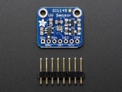 SI1145 UV İndeks/IR/Görünür Işık Sensörü - Thumbnail