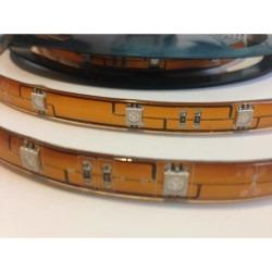 iLED - Sıcak Beyaz Üç Çip 60 Led 12V Dış Mekan Şerit Led - 5 metre