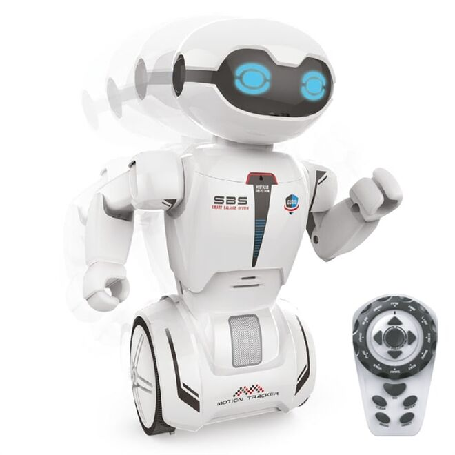 Silverlit Macrobot - Your First Step to Robotics