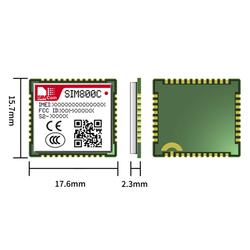SİMCOM - Sim800C GSM / GPRS Modülü