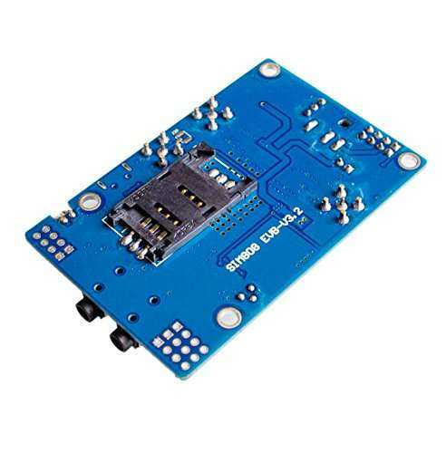 Buy SIM808 GSM/GPRS/GPS Developement Board (Arduino and