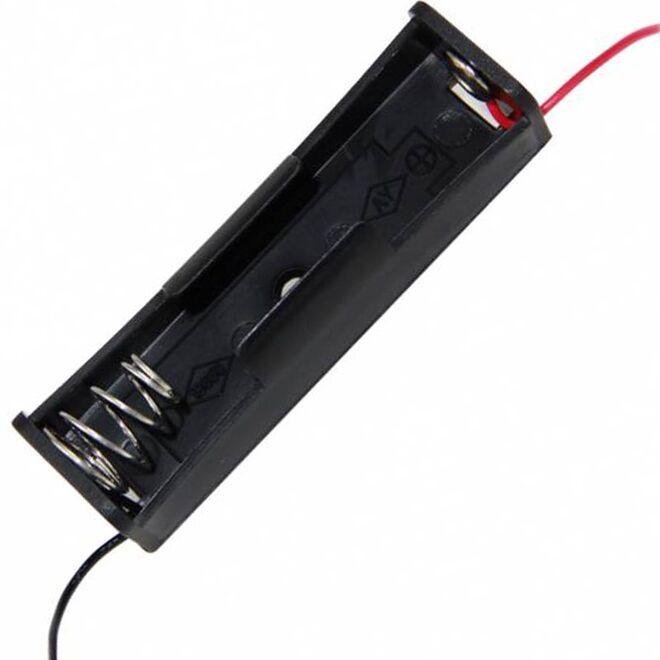 Single Battery Holder for 18650 Battery (BH-18650)