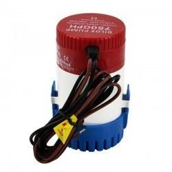 Bilge Pump - Sıvı Pompası - 750GPH (24 V) - SFBP2-G750-01