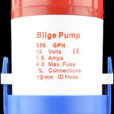 Sıvı Pompası - Liquid Pump - 350GPH (12 V)