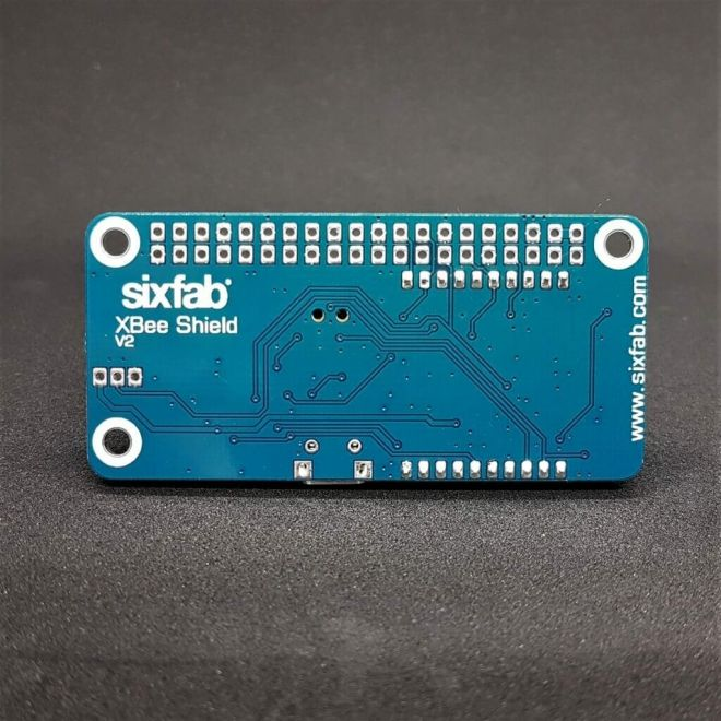 Sixfab Raspberry Pi XBee Shield V2 - Without Header