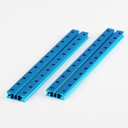 Makeblock - Slide Beam0824-192-Blue (Pair)