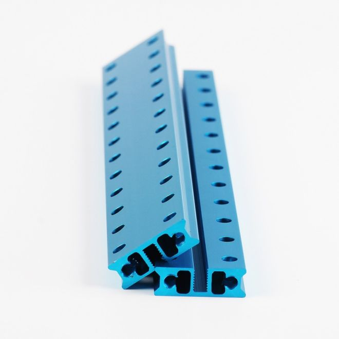 Slide Beam0824-192-Blue (Pair)