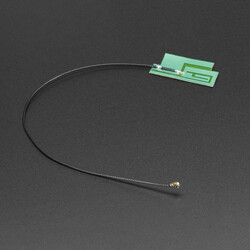 Adafruit - Slim Sticker-type GSM/Cellular Quad-Band Antenna - 3dBi - 200mm