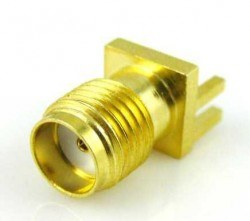 SMA-EDGE - RF Connector - Thumbnail