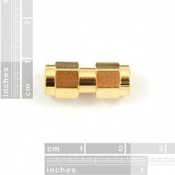 SMA Male to RP-SMA Male Adapter - Thumbnail