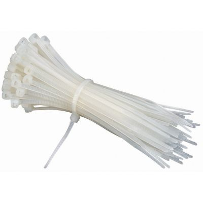 Small Cable Tie (Plastic Clamp) - 100 Piece (150mm)