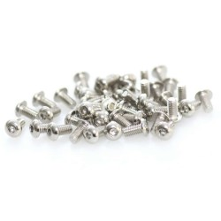 Makeblock - Socket Cap Screw M4x8mm - Button Head (50-Pack)
