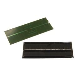 Solar Panel - 4.5V 250mA 136x55mm - Thumbnail