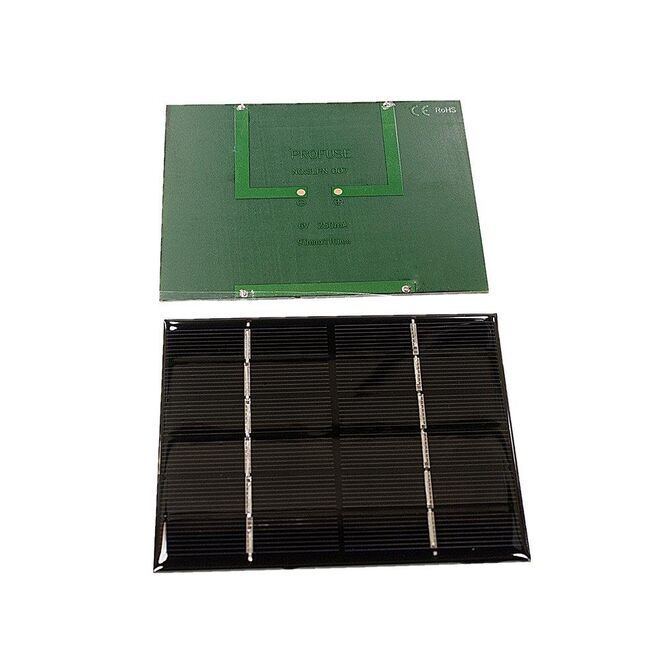 Solar Panel - 6V 250mA 93x110mm