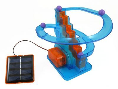 Solar Roller Coster