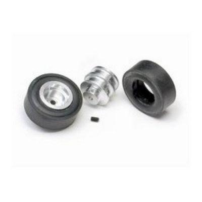 Solarbotics RW2 Wheel (external set screw) - PL-642