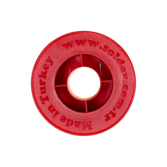 Soldex 0.75 mm 200 gr Soldering Wire (%60 Sn / %40 Pb)