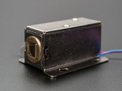Solenoit Locking Latch - Thumbnail