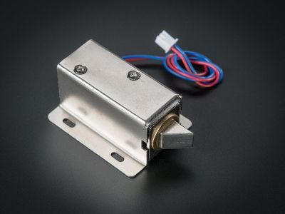 Solenoit Locking Latch