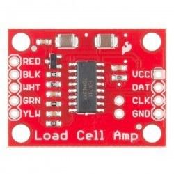 SparkFun Ağırlık Sensör Kuvvetlendirici - Load Cell Amplifier - HX711 - 13879 - Thumbnail