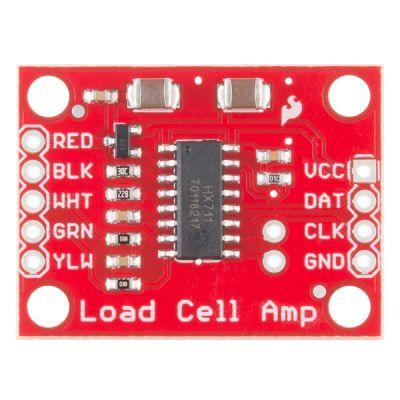 SparkFun Ağırlık Sensör Kuvvetlendirici - Load Cell Amplifier - HX711 - 13879