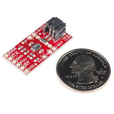 SparkFun Batarya Monitörü Kartı - Coulomb Counter Breakout - LTC4150