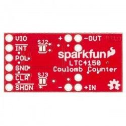 SparkFun Batarya Monitörü Kartı - Coulomb Counter Breakout - LTC4150 - Thumbnail