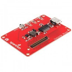 Sparkfun - SparkFun Block for Intel® Edison - Console
