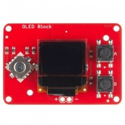 SparkFun Block for Intel® Edison - OLED - Thumbnail